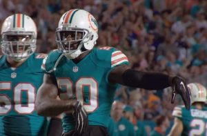 Dolphins safety Reshad Jones pulled himself from Jets game
