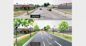 City Nearing Final Eighth Street Design