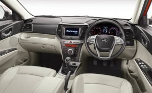 Mahindra XUV300 Interiors Leaked; Reveals The Design