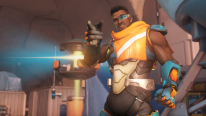 Why 'Overwatch's' New Hero, Baptiste, Was Codenamed Gadget