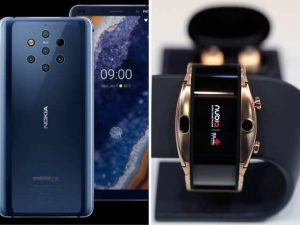 Nokia 9 PureView, Nubia Alpha And Other Jaw-Dropping Gadgets Unveiled At MWC 2019