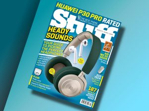 Pick your perfect headphones and discover 187 gadget reviews in the new issue off Stuff