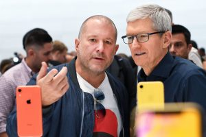 Apple's chief design officer, Jony Ive, is leaving the company