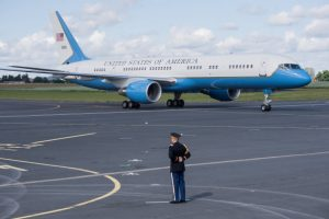 Trump's terrible new design for Air Force One is unpatriotic