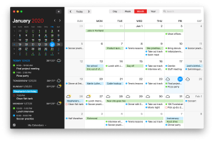 iOS and Mac calendar app Fantastical is moving to a subscription model